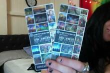 2 HARDCOPY EARTHCORE TICKETS! Coolangatta Gold Coast South Preview