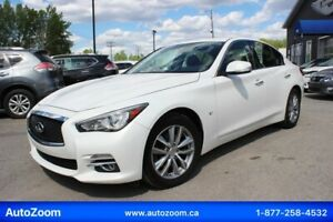 INFINITI Q50 2015 AWD **WOW** FINANCEMENT FACILE !!
