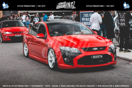Ford Falcon FPV F6 - Immaculate - 470HP