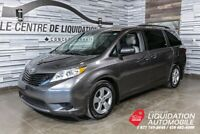 2015 Toyota Sienna  Laval / North Shore Greater Montréal Preview