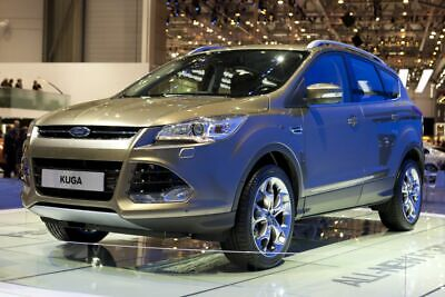 Neuer Ford Kuga in Genf