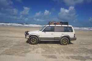 1995 Mitsubishi Pajero WA Rego fully equiped Cairns Cairns City Preview