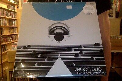 Moon Duo Occult Architecture, Vol. 2 LP sealed vinyl +