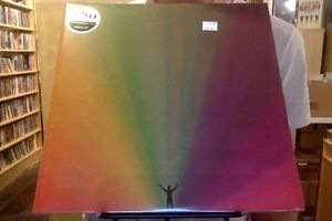 Edward Sharpe and the Magnetic Zeros s/t 2xLP sealed vinyl self-titled