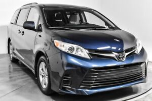Toyota Sienna LE A/C MAGS CAMERA DE RECUL 8 PASSAGERS 2018