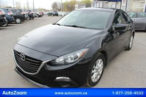 Mazda Mazda3 GS 2015 **CAMERA DE RECUL**FINANCEMENT FACILE !!!