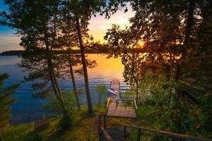 Road Access Cabin for sale on Lake of the Woods, Kenora