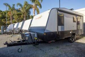 2018 Goldstar RV 17.6FT Full Ensuite, Roll Out Awning Dandenong South Greater Dandenong Preview