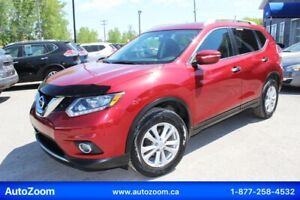 Nissan Rogue AWD  SV **SUNROOF** FINANCEMENT FACILE !!