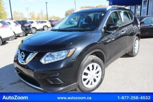 Nissan Rogue FWD 4dr S
