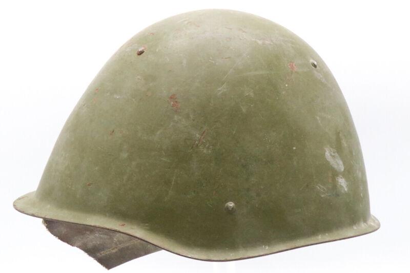 OIF / OEF Afghanistan Bringback - Afghan Used Steel SSH-68 Helmet