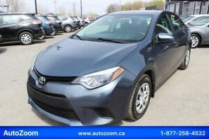 Toyota Corolla CE 2016 **WOW**WOW** FINANCEMENT FACILE !!!