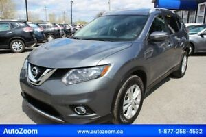 Nissan Rogue 2015 SV AWD **SUNROOF** FINANCEMENT FACILE !!