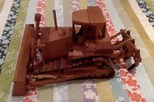 Wooden Bulldozer Woolloomooloo Inner Sydney Preview