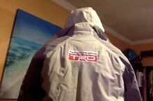 Genuine Toyota TRD racing jacket with fleece liner | BRAND NEW! Mullaloo Joondalup Area Preview