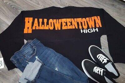 Disney Spirit Jersey Halloweentown High Alumni Halloween DCOM Top Shirt - Disney Halloweentown