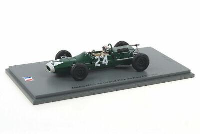 1/43 Spark Matra MS5 N° 24 Grande Precio Pau F2 1966 J....