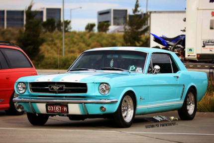 1965 Ford Mustang Coupe *RHD* *6CYL 250 2V*