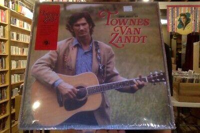 The Best of Townes Van Zandt 2xLP sealed