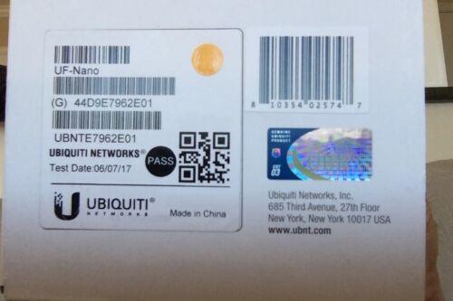Ubiquiti UFiber NANO G High Performance GPON CPE UF-NANO