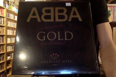 ABBA Gold 2xLP sealed vinyl