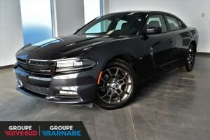 DODGE CHARGER GT + AWD + CUIR VENTILE + TOIT OUVRANT + 300HP