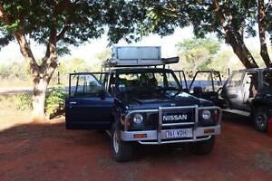 1992 Nissan Patrol Wagon Broome Broome City Preview