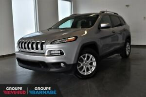 JEEP CHEROKEE NORTH 4X4 + V6 + ENS. TEMPS FROID + ECR. 8.4PO + T