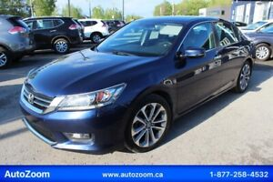 Honda Accord 4dr Sport **SUNROOF** FINANCEMENT FACILE !!!