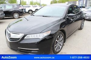 Acura TLX 2015 SH-AWD **WOW** FINANCEMENT FACILE !!