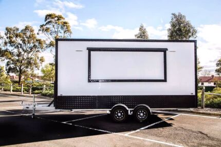 Mobile food trailer Beenleigh Logan Area Preview