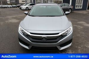 Honda Civic 2017 LX **WOW** FINANCEMENT FACILE !!