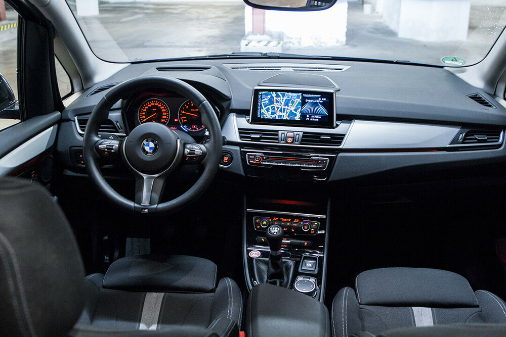 BMW 2er Gran Tourer - Cockpit