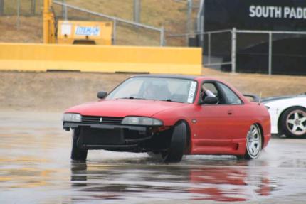 R33 drift car