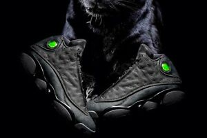 Air Jordan 13 Black Cat (Deadstock)