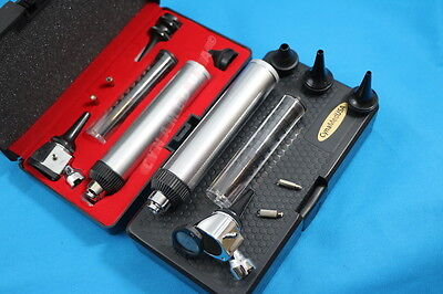 New Otoscope Set Ent Medical Diagnostic Surgical Instruments   High Quality