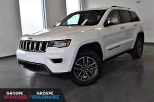 Jeep Grand Cherokee LIMITED | NAVIGATION + 4X4 + TOIT PANO + CUI