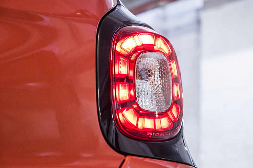 smart forfour: Detail