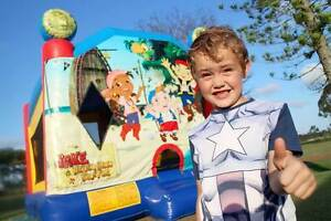 Jumping Castle FOR SALE - Ninja Jump - As New Dundowran Fraser Coast Preview