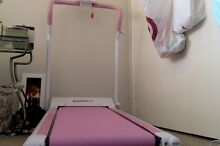Pink & White Treadmill needs a new home Marsfield Ryde Area Preview