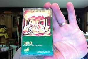 Dallol- Land of the Genesis- 1985- Meadowlark label- new/sealed cassette- rare?