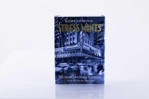 Historical Remedies - Stress Mints - 30 Homeopathic Lozenges