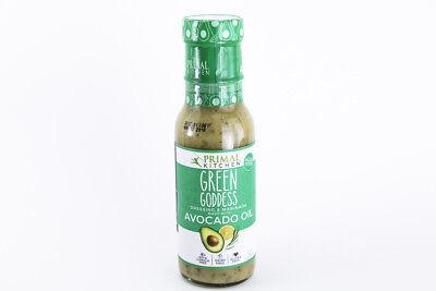 Primal Kitchen - Green Goddess Avocado Oil Salad Dressing - 8 oz - (3 - Green Goddess Dress