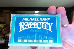 Michael-Rapp-Rappcity-On-Blue-new-sealed-cassette-tape