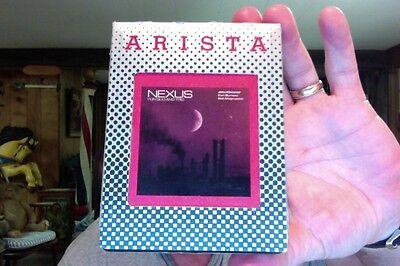 Nexus- Klemmer/Burnett/Magnusson- used 8 Track w/slipcase- nice- rare?