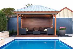 Carpenter- Pergolas, Patios, Bali Huts, Decking and much more Duncraig Joondalup Area Preview