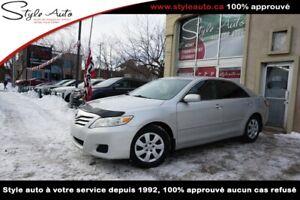 2010 Toyota Camry Berline 4 portes,LE TOUT ÉQUIPÉ