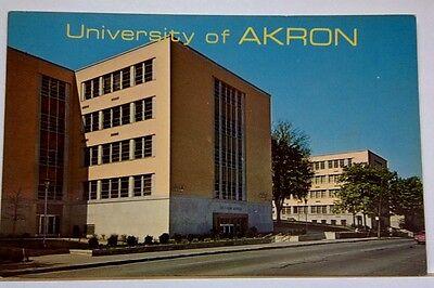 UNIVERSITY OF AKRON, AKRON, OHIO, UNPOSTED PC, P66693