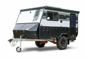 MDC XT10E ELECTRIC OPENING HYBRID OFFROAD CARAVAN Heatherbrae Port Stephens Area Preview