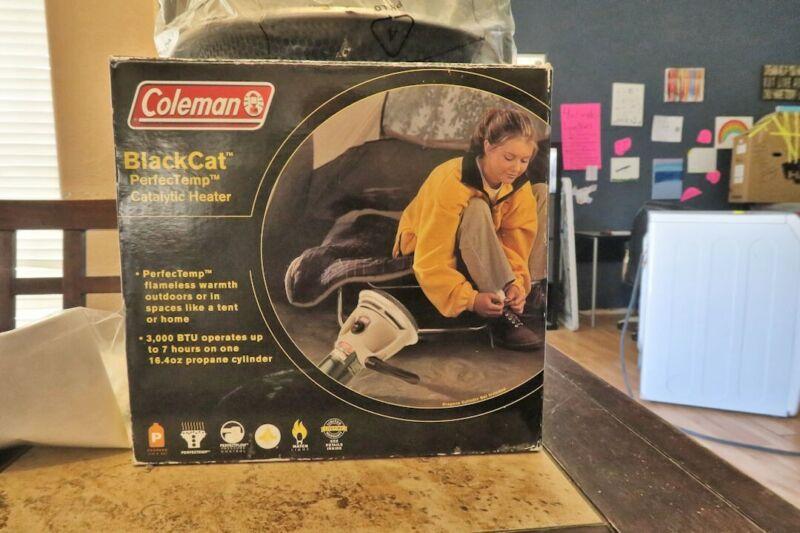 Coleman BlackCat 5038 Catalytic Heater